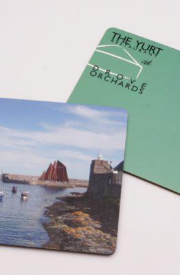 photo table mats photo gift