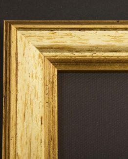 close up of frame 1