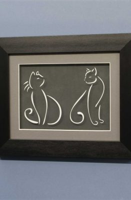 Cat Line Designs No1